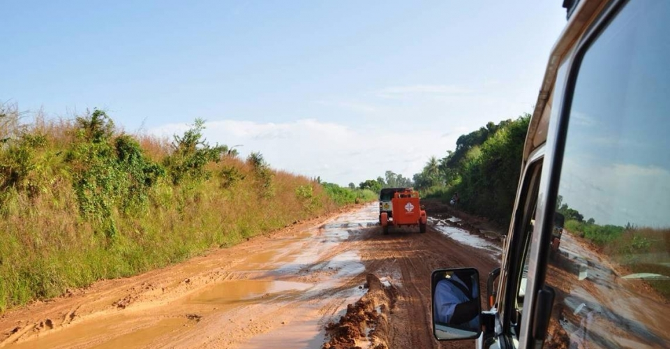 Sierra Leone Roads 1