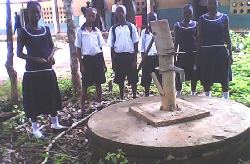 Poteru School pump